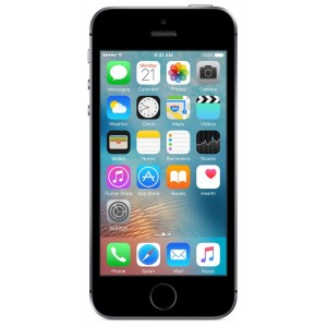 Apple iPhone SE 16 GB Storage, 2 GB RAM (Certified Refurbished Grade B )