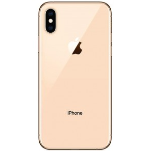 Apple iPhone XS  (Gold, 4GB RAM, 64GB Storage) Certified Refurbished - Superb Condition