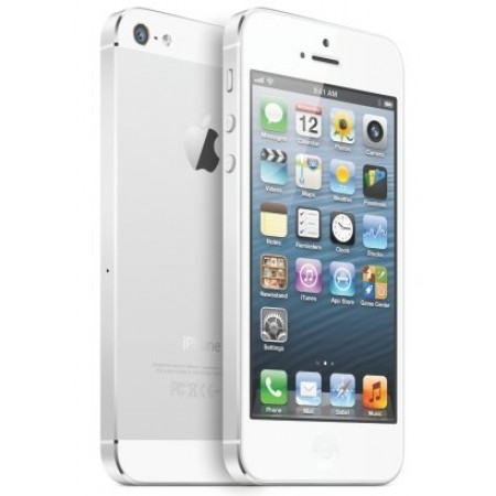 Apple IPhone 5 (Silver, 64GB Storage, 1GB RAM) Refurbished Grade B