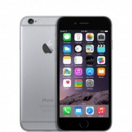 Apple iPhone 6 ( Space Grey Color, 32GB Storage, 1GB Ram ) Refurbished Grade B. With  1 Year Seller Warranty