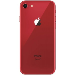 Buy Apple iPhone 8 (256GB) Red Color Certified Refurbished Grade B.  6 Months Seller Warranty