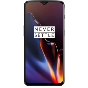 OnePlus 6T (Mirror Black, 8 GB RAM, 128 GB Storage) With Original Box And Accessories. Certified Refurbished With 6 Month Seller Warranty