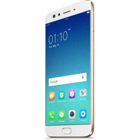 OPPO F3 Plus Smartphone (Gold, 4 GB Storage)  (64 GB RAM) Certified Refurbished Grade B
