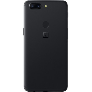 OnePlus 5T (Midnight Black, 8 GB RAM, 128 GB Internal Storage) Certified Refurbished Grade B