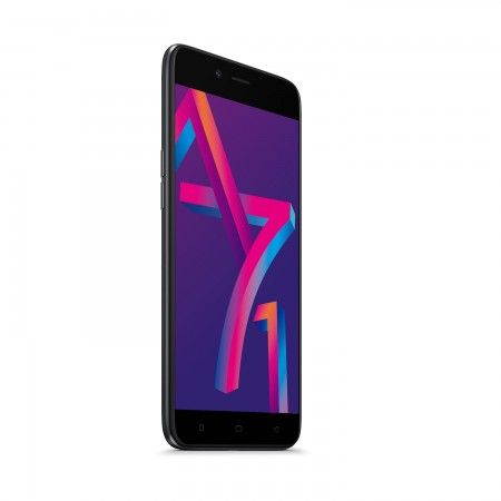 Oppo A71 Mobile Phone (Black 3 GB RAM, 16 GB) Certified Refurbished. 6 Month Seller Warranty