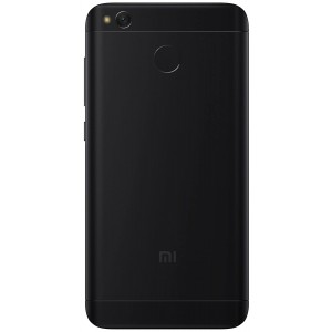 Redmi 4 Black Mobile Phone (3 GB RAM,  32 GB) Certified Refurbished Grade B. 6 Months Sellers Warranty