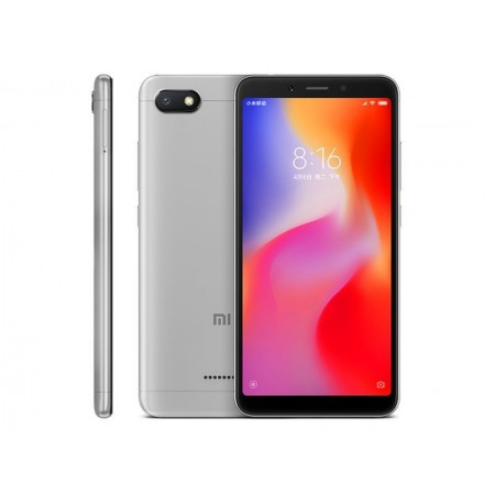 Redmi 6A Mobile Phone (Black, 32 GB Storage, 3 GB RAM) - Certified Refurbished. 6 Months Sellers Warranty