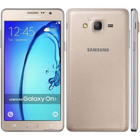 Samsung Galaxy On7 Mobile Phone (Gold 1.5GB RAM, 8GB ROM) Refurbished With 1 Year Seller Warranty
