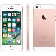 Apple iPhone SE 1st Generation (Rose Gold 16 GB Storage, 2 GB RAM) Certified Refurbished Grade B