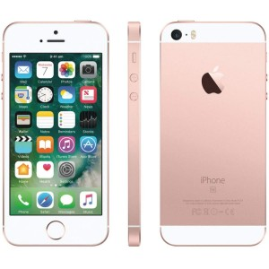 Apple iPhone SE (First-Generation, Rose Gold, 16 GB Storage, 2 GB RAM) Certified Refurbished Grade B and 6 Months Seller Warranty