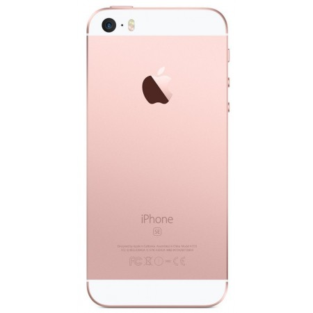 Apple iPhone SE (1st Gen) Rose Gold, 32 GB Storage, 2 GB RAM ( Certified Refurbished Grade B )