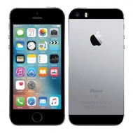 Apple iPhone SE (First-Generation) Space Grey, 32 GB Storage, 2 GB RAM Certified Refurbished Grade B and 6 Months Warranty