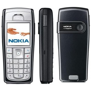 Nokia 6230i Mobile Phone - Used 2nd Hand (6 Months seller Warranty) Certified Refurbished