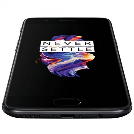 OnePlus 5 (Midnight Black 8 GB RAM, 128 GB memory) Certified Refurbished Grade B