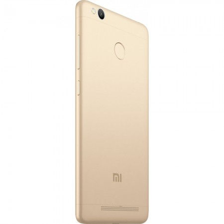 Redmi 3S Prime Mobile Phone (Gold, 16 GB Storage, 2 GB RAm) Certified Refurbished Grade B.6 Month Seller Warranty