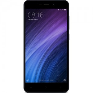 Redmi 4A Mobile Phone (2 GB RAM,  16 GB Storage ) Dark Grey - Certified Refurbished. 6 Month Seller Warranty