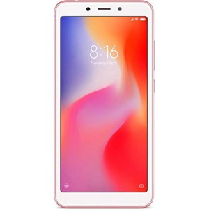 Xiaomi Redmi 6 Smartphone (Rose Gold, 32 GB Storage)  (3 GB RAM) Certified Refurbished Grade B