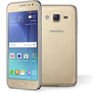 Samsung Galaxy J2 2016 Gold Smartphone 4G (8 GB Storage, 1.5 GB RAM ( Certified Refurbished Grade B )
