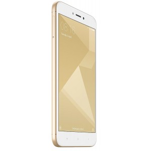Redmi 4 (Gold, 16 GB Storage)  (2 GB RAM) Fingerprint Sensor - Certified Refurbished Grade B